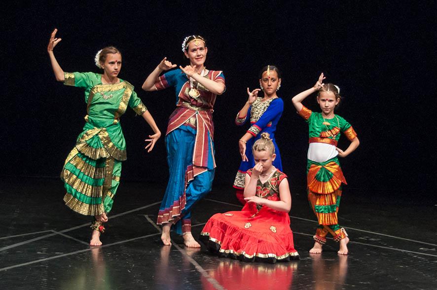 Indijski Ples