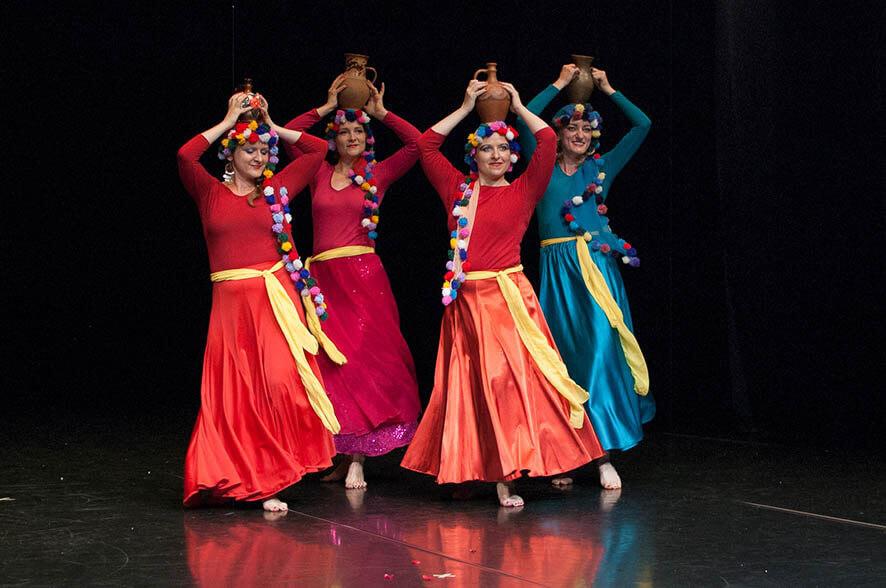 Orientalski Ples