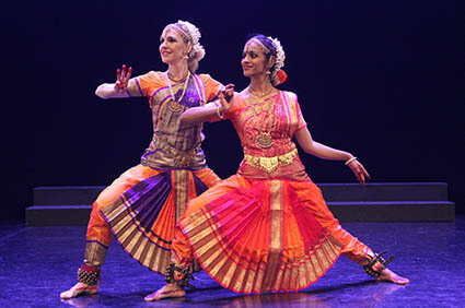 Plesne zvrsti - Indijski Ples