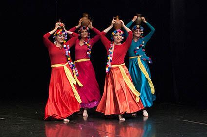 Plesne zvrsti - Orientalski Ples