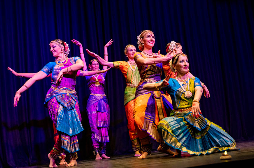 Indijski ples Bharat Natyam