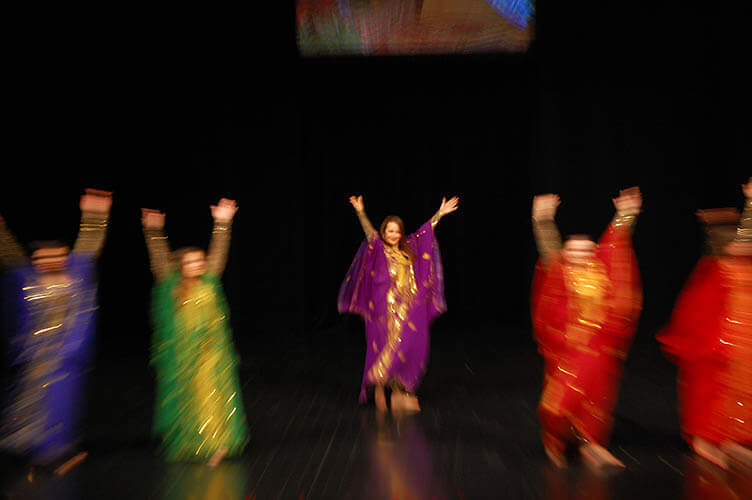 Karavana plesa