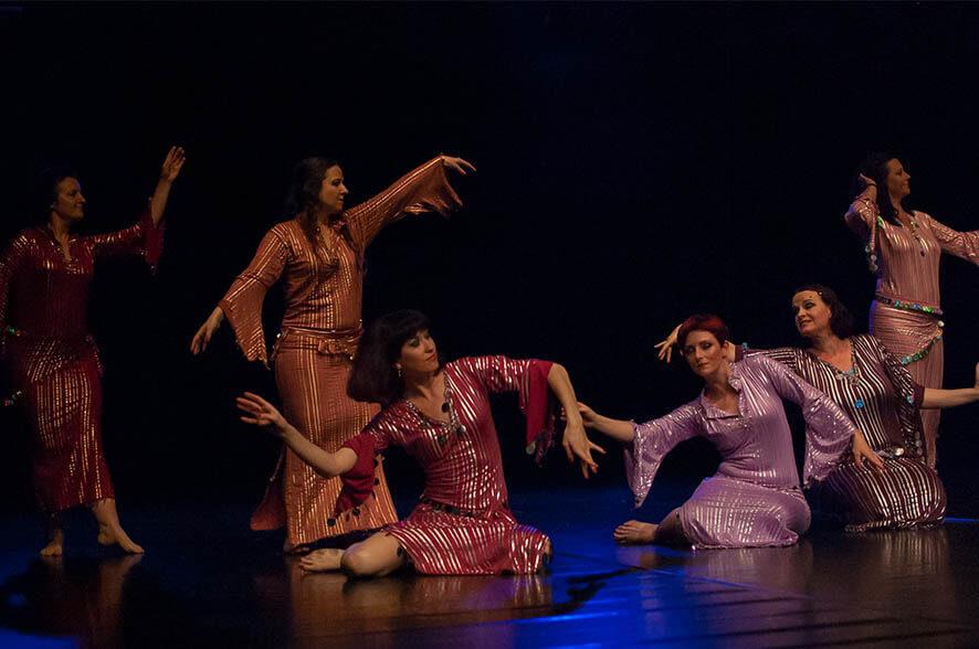 Plesna skupina Salam Ghazeea